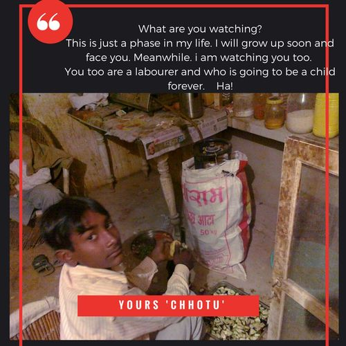 Child labor is not a labor issue. It's a bed time story gone wrong. Which they will correct themselves when the time comes. And they will do it like they learnt it. Childlabour Still Exist Ugly Truth Child Labor