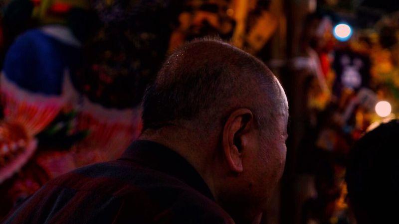 二の酉で。 Asakusa Torinoichi 酉の市 Festival Man Shrine Tokyo Japan