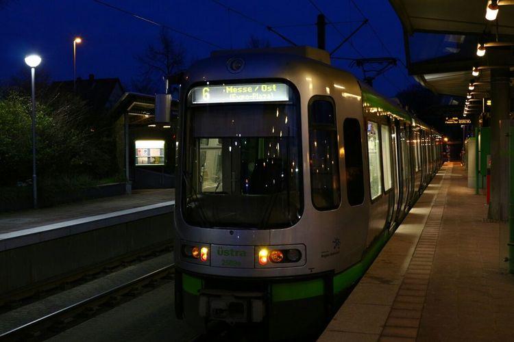 Tram Tw2000 Hannover
