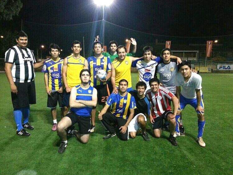 Football Team Luqueños Tbt : ) Touchdown