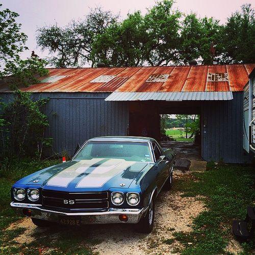 This beauty 😎😍 Love Life Texas Beauty Nature Shacklife Vintagecar Want Best  Moments Elcamino Chevy