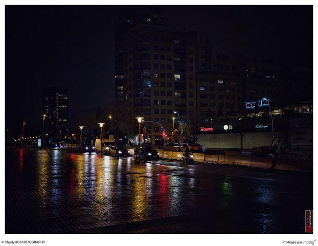 ONE NIGHT Fujifilm Fujifilmxphotography Instatravel Instatrip Hello World GFX50s Trip Photo CharlyHO Night Illuminated Building Exterior Architecture Outdoors City Water