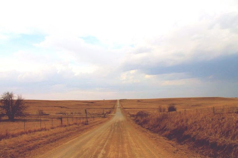 Country Dirt Road Depth Of Field Distance From My Point Of View Photography EyeEm Best Shots My Point Of View Travel Life