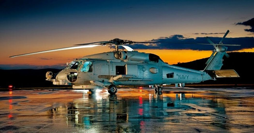 MH-60R Seahawk. Integrated in the small town of Owego, NY. Us Military Navy Mh60 Lockheed Sikorsky Go Seahawks! Helicopter