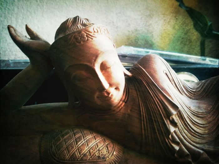 my little budha at home