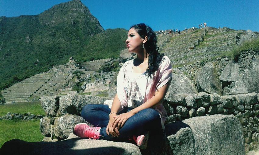 Observando, pensando, creando ideas de grandes cuadros First Eyeem Photo Architecture ArtWork Adventure Cusco, Peru