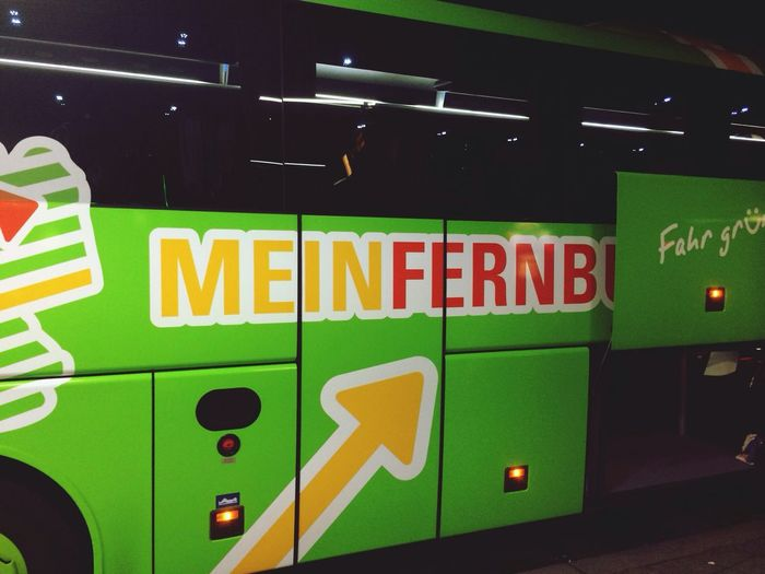 Lets try Meinfernbus