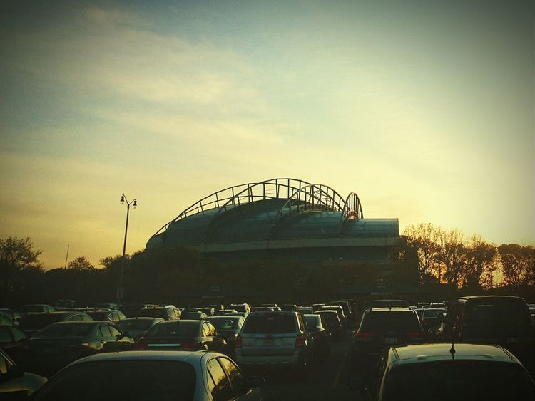 Miller Time Miller Park Taking Photos Cheese! Hi! Enjoying Life The Great Outdoors - 2015 EyeEm Awards