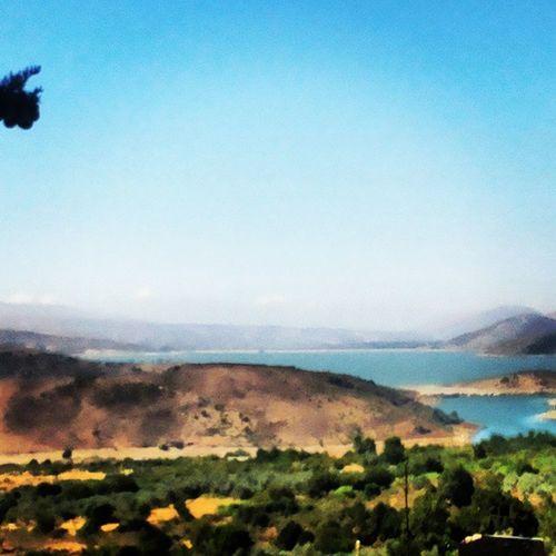 Lebanon West_bekaa Kaaraoun Lake Lake_Kaaraoun