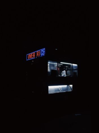 Communication Text Night Copy Space Illuminated No People Indoors  Neon VSCO