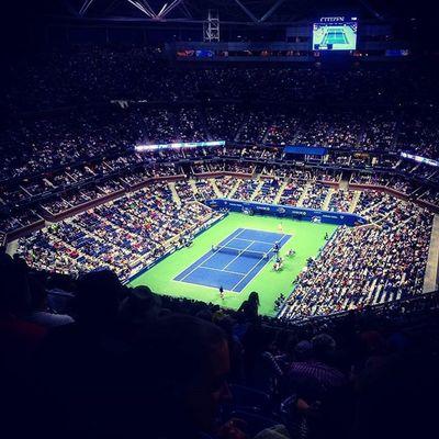 Usopen2015 Usopen Federervswawrinka