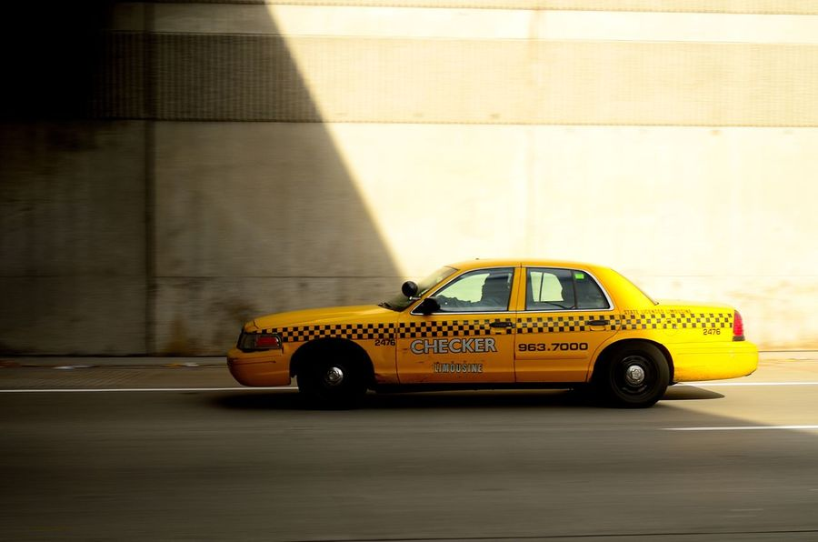 Adapted To The City (Instagram: @iamjosway) Yellow Transportation Land Vehicle Yellow Taxi No People Day Outdoors Downtown Motorcityshooters Motorcity Detroit Michigan Explore Exploring Adventure ExploreEverything The City Light The Street Photographer - 2017 EyeEm Awards Paint The Town Yellow Be. Ready. Mobility In Mega Cities