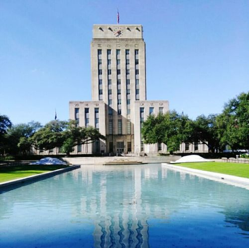 Downtown Houston Livingroom Clear Sky Th∆†k∆ΜΜG∪λΒΦΦΒΙΞ New Era Water Building