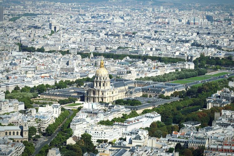 Paris ❤ Arialview Arial Shot Urban Grain Amazing View Amazing Architecture Cityscape