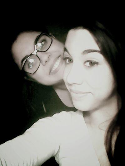 Ma soeur une des plus bellendu monde !!!!!! <3 je t'aile jusqu'à chez buzz mon amour !!!