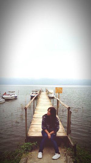Bedugul Bali, Indonesia Bali Mist Misterious Lake Lake View