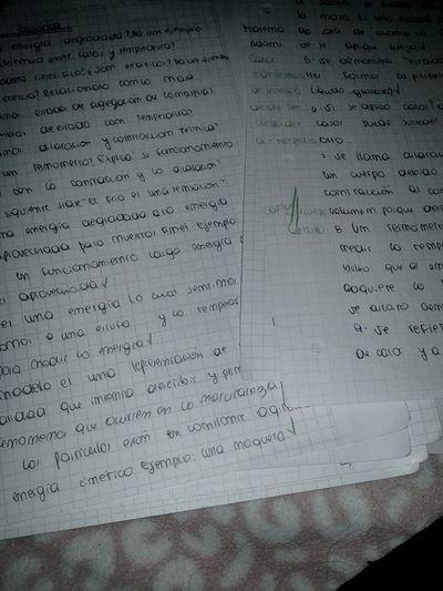 Hate ????? Homework Quimica Test