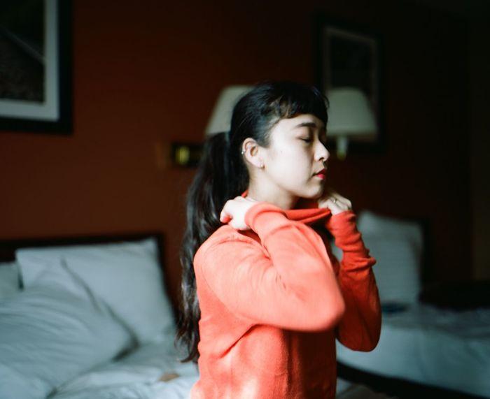 Alaska Analogue Photography Film Ishootfilm Kodak Kodak Portra Lifestyles Makina67 Plaubel Makina 67 Portra 400 Portrait Home