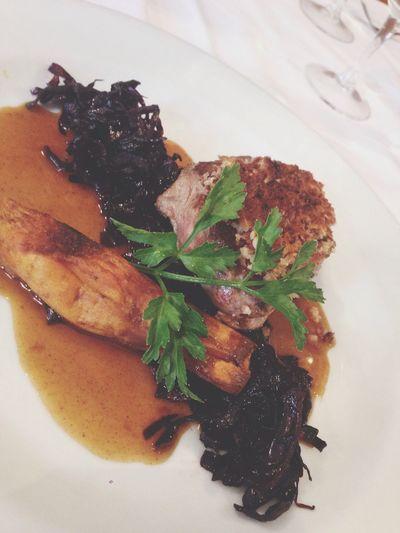 【France】Le Réminet 巴黎最後一天吃到最好吃的法國食物。都是燙口的,鴨胸也好滋味 Le Reminet France Paris ❤ Yummy
