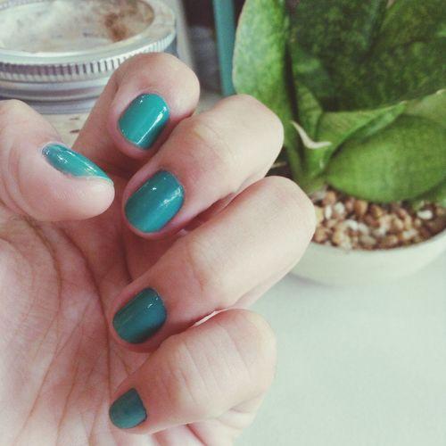 And i sooo loved my nails ??