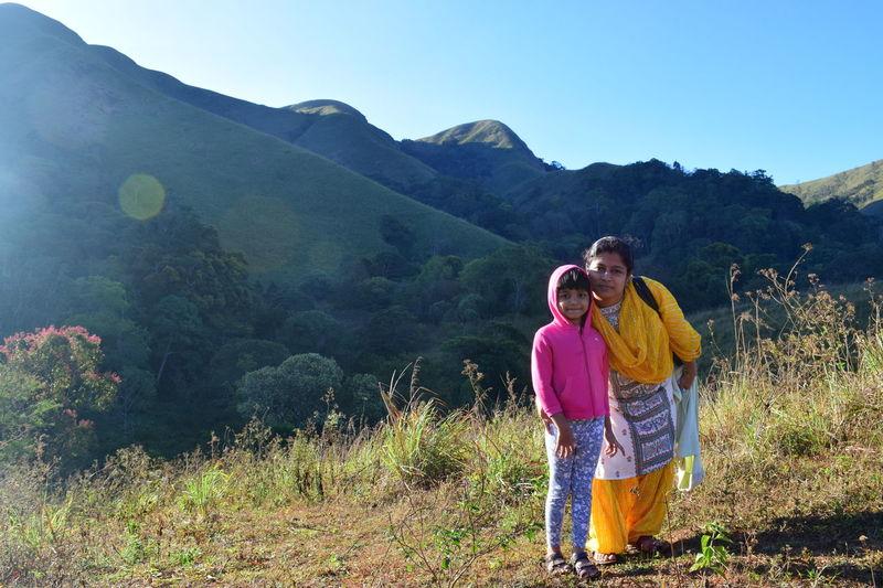 Sunrise at Idukki Bonding Mountain Togetherness