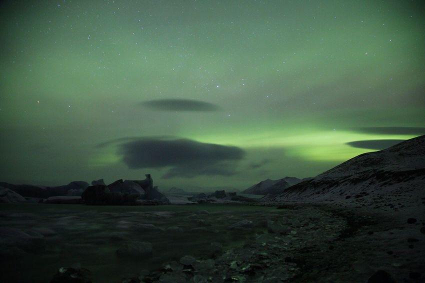 Sommergefühle EyeEm Selects EOS 6D EF 24-105mm Iceland Jökulsárlón Northern Lights Nature Aurora Landscape