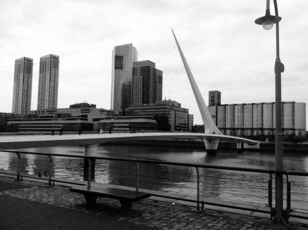 Porto Madero Buenos Aires Portomadero Puente De La Mujer EyeEmNewHere