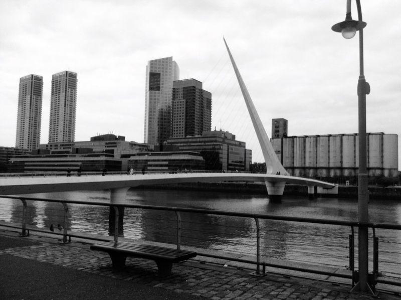 Porto Madero Buenos Aires Portomadero Puente De La Mujer