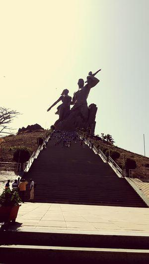 Monument De La Renaissance Dakar2016