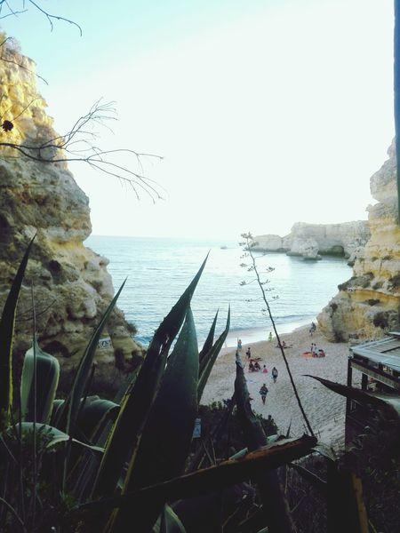 Algarve 2016 Lovelovelove Tranquil Scene Sea Sun Nature