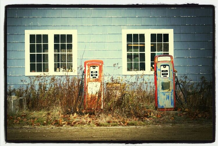 Travels - On The Road To Bar Harbor