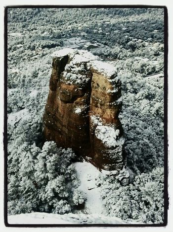 Mountains Snow Eye4photography  Sant Llorenç Del Munt