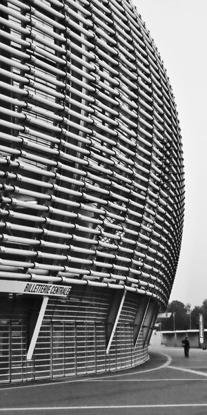 A match to live Architecture Building Exterior Built Structure City Low Angle View Clear Sky Office Building Modern Outdoors Day Tall Tall - High City Life Exterior Office Block No People High Section EyeEm Best Shots Eye4photography  Monochrome Photography Monochrome Stadium