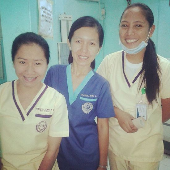 .. a day with these angels ..Interns Trainee Angels Ddc