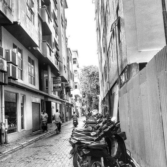 Road InstagramMV Malecity Maldives