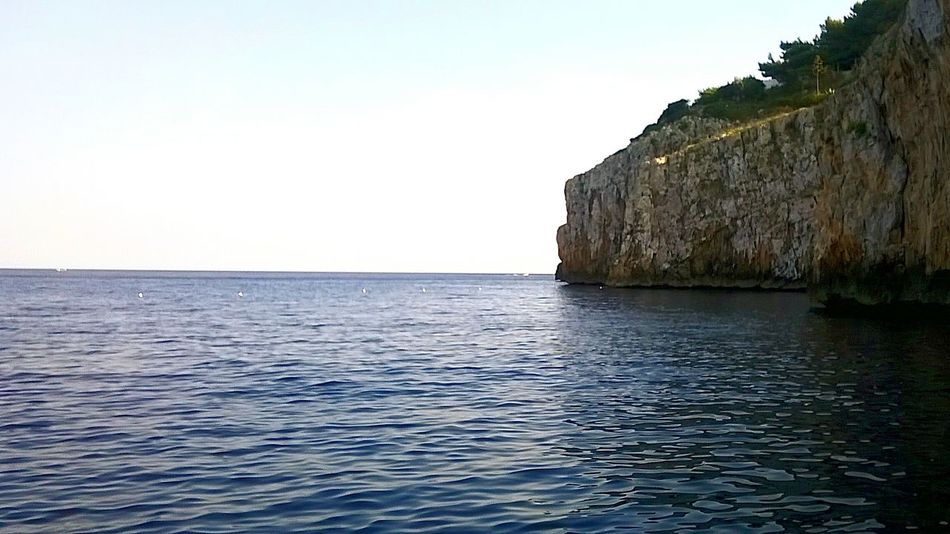 Castromarina Salento Grotte Zinzulusa Sea And Sky Puglia Hanging Out Check This Out Taking Photos That's Me Hello World Relaxing Hi! Enjoying Life Italy