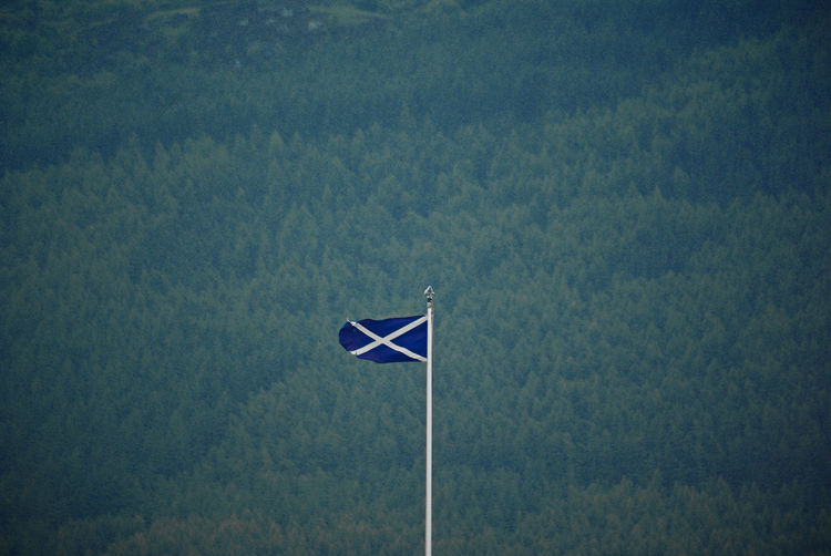 EyeEm Best Shots EyeEm Selects EyeEm Gallery Scotland Scottish Highlands Flag Patriotism No People Day Backgrounds Nature Outdoors