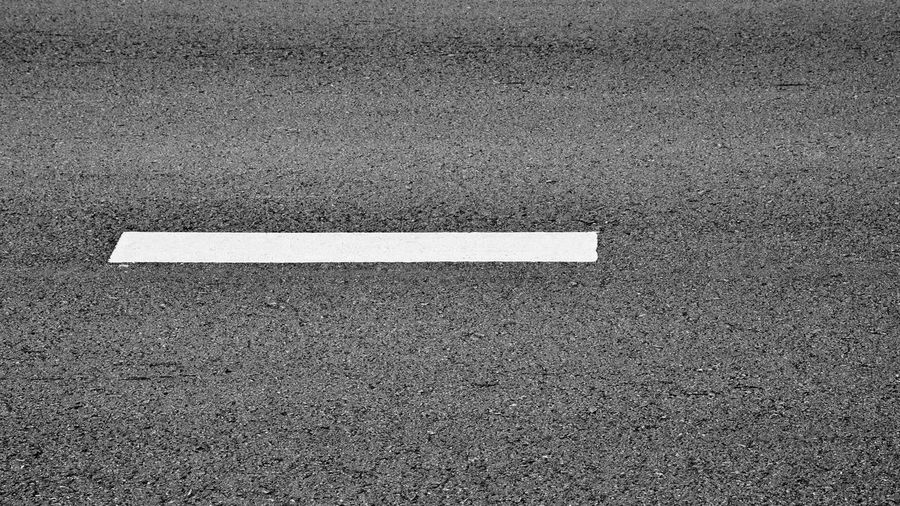 Asphalt Road Texture Background Tarmac White LINE Black Highway Surface Transportation Traffic Abstract Pattern Street Backdrop Gray Way View Top Pavement Stone Detail Bitumen Grey Material Straight Direction New Design Symbol Wallpaper Sign Space Car Dark Outdoor