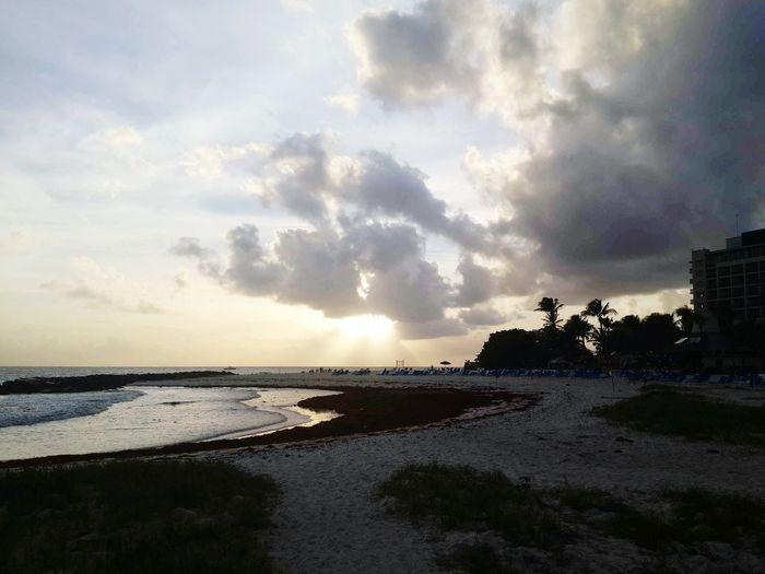 Islandlife Beautiful Sunset