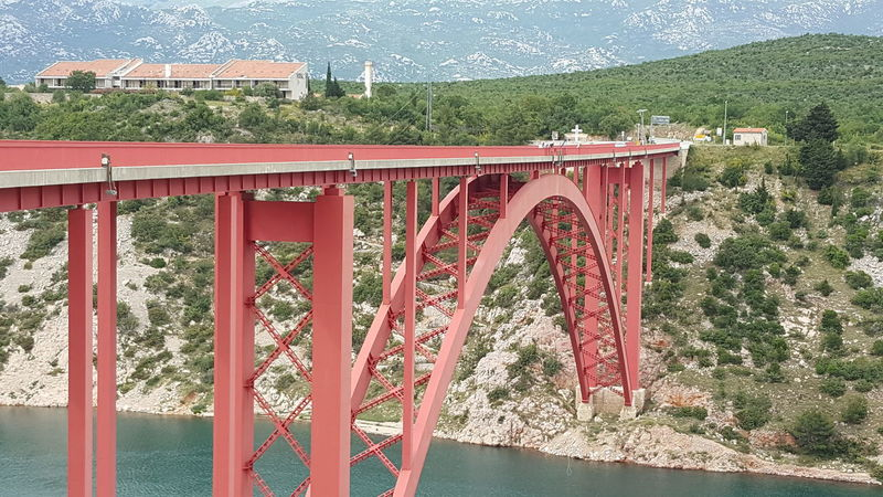 Bridge Over Water Bridge Bridge View Bridges Bridgesaroundtheworld Bridges_aroundtheworld Bridge Photography Bridge Construction Croatia Croatia ♡ Croatia ❤ Croatia Full Of Life Croatian_islands Bungee Jumping Bungee Jump Bungeejumping Bungeejump Millennial Pink