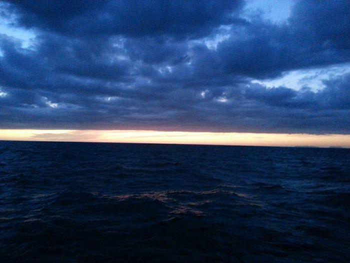 2년전 원양실습 바다 Sea Southkorea힘들었었던 만큼 더 그리워지는 요즘