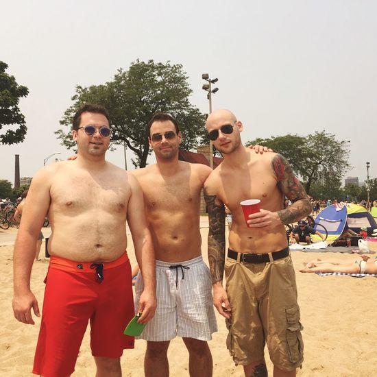 Tadaa Friendly Tadaa Community Life Is A Beach Chicago ♥ Lakemichigan Fourth Of July Summer2015 Lifelongfriends Great Day To Be A Shamrock Tadaa