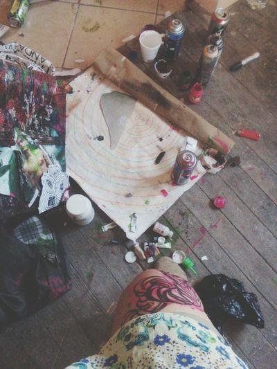 Lets make some art GoodTimes Arte ArtWork TijuanaStyle