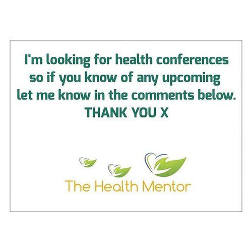 Healthconference Alternativehealth Nutrition Hurbalist HealthCoach Healthcoaches