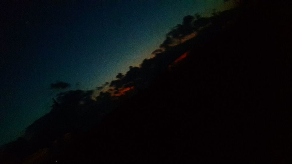 Night Taking Photos Nightlights