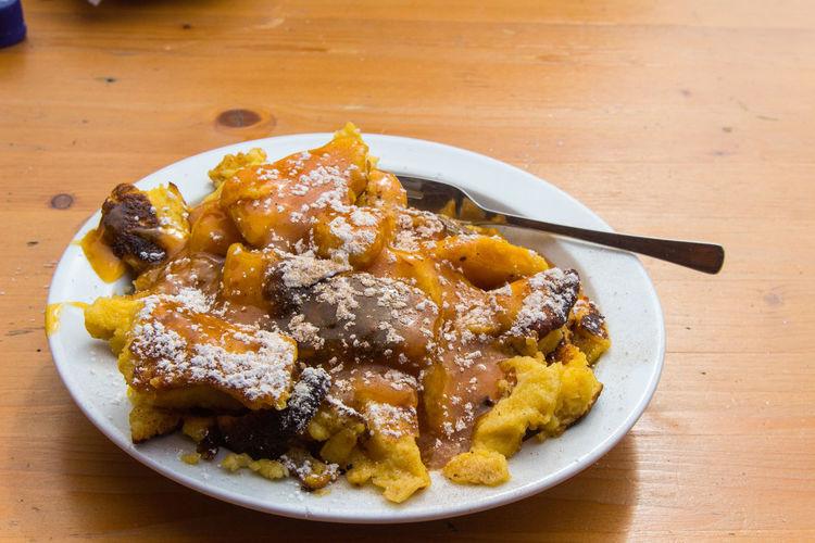 A day at Oktoberfest Kaiserschmarrn Oktoberfest Oktoberfest 2017 Wiesn Wiesn 2017 Close-up Food And Drink Ready-to-eat