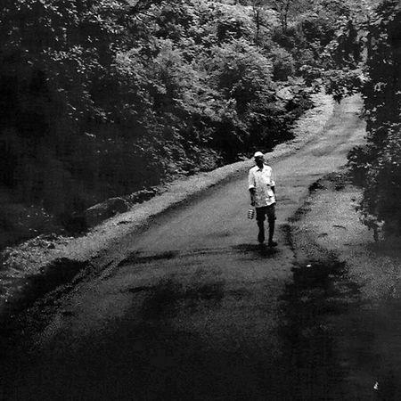 Blackandwhite Trekking Offline Alive  LifeisAWESOME Life RainyDay Brother Biketour Foggy