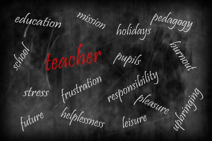 Burnout Chalk Chalkboard Education Frustration!! Future Helplessness Holidays Keyword Keyword Colelction Leisure Mission Pedagogy Pleasure Profession PUPILS Responsibility School Teacher Texture Upbringing