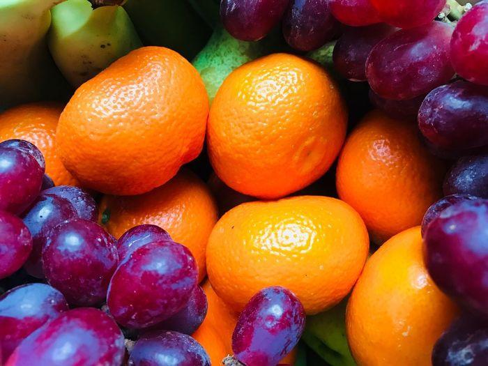 Delicious Healthy Fruits Food And Drink Food Fruit Healthy Eating Freshness Large Group Of Objects Wellbeing Orange Citrus Fruit Orange - Fruit Orange Color Summer Exploratorium