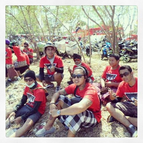 "Kumpul"" Bali Kite Sanur Layangan"